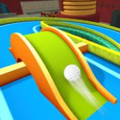 明星街机迷你高尔夫球3D城