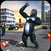 大猩猩城市逃生