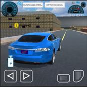 特斯拉汽车驾驶模拟2021