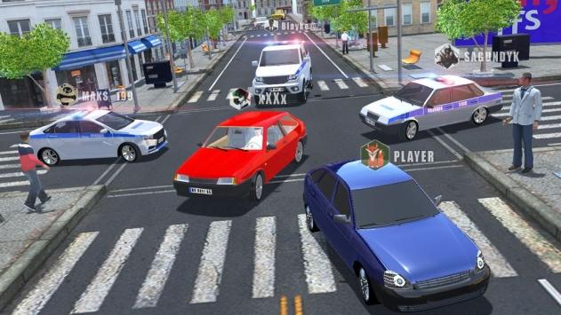 俄罗斯汽车模拟器截图1