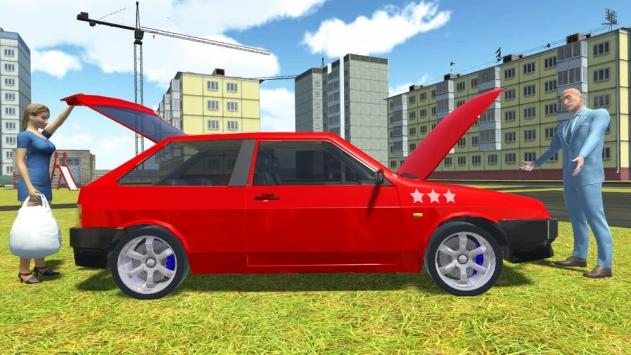 俄罗斯汽车模拟器截图3