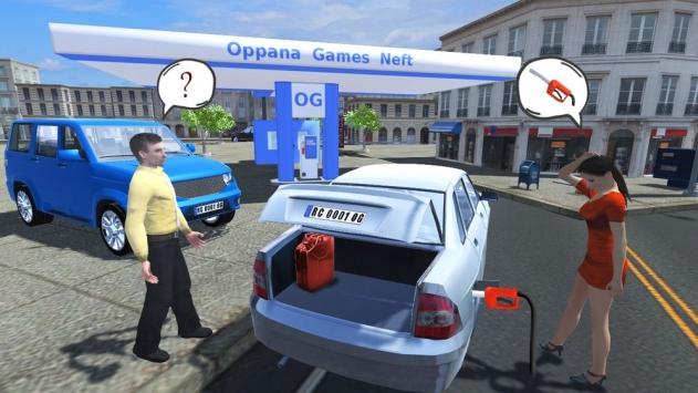 俄罗斯汽车模拟器截图5
