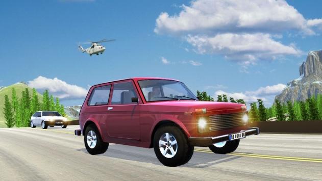 俄罗斯汽车模拟器截图7