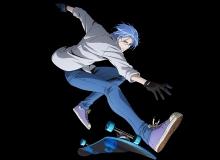 无限滑板动漫樱花截图1