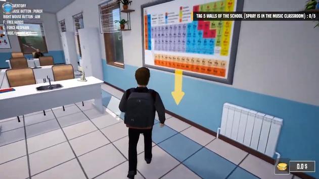 学校模拟器坏人指南截图4