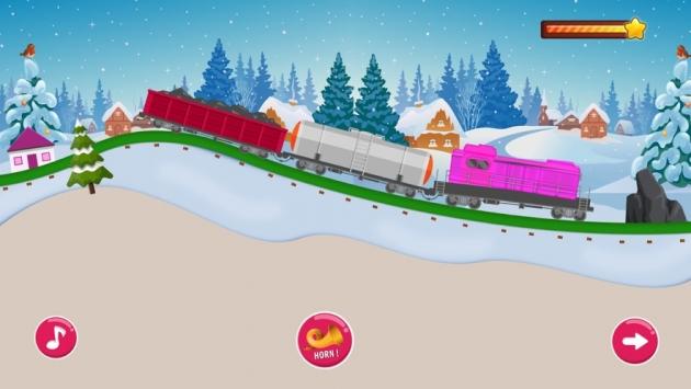 设计与运行火车截图2