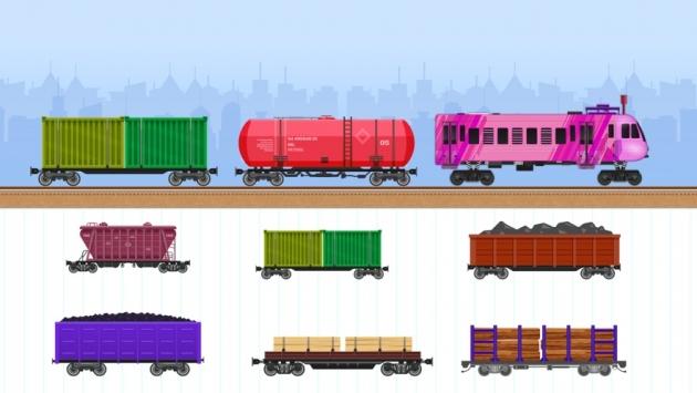 设计与运行火车截图3