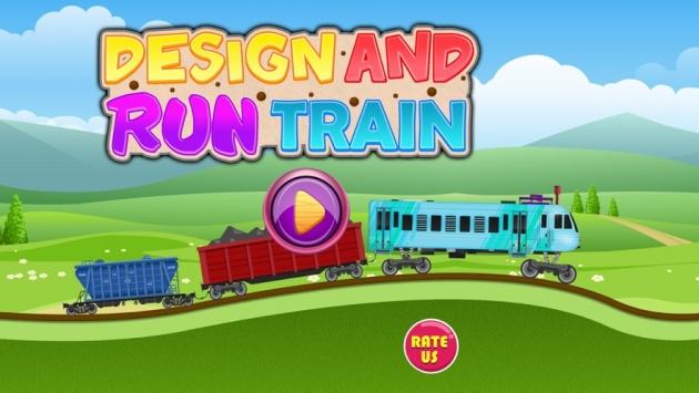 设计与运行火车截图5