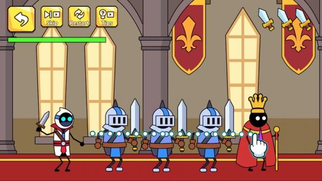 刺客与国王截图2