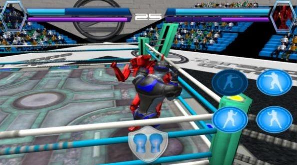 机器人真实拳击截图2
