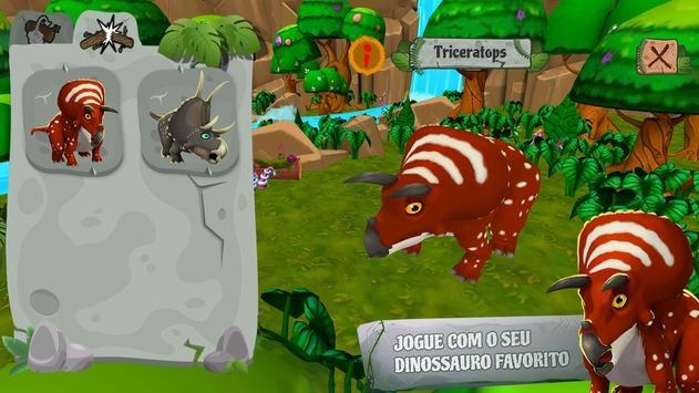恐龙生存奔跑截图2
