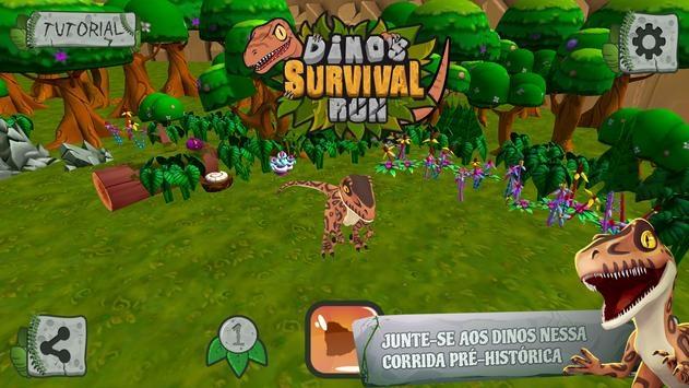 恐龙生存奔跑截图3