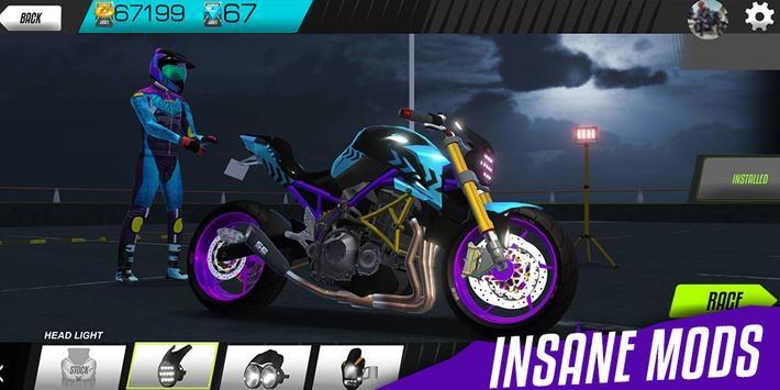 漂移摩托竞赛3