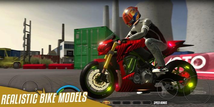 漂移摩托竞赛4