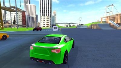 真实汽车驾驶模拟截图2