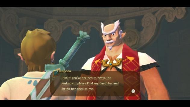 塞尔达传说御天之剑HD手机版5