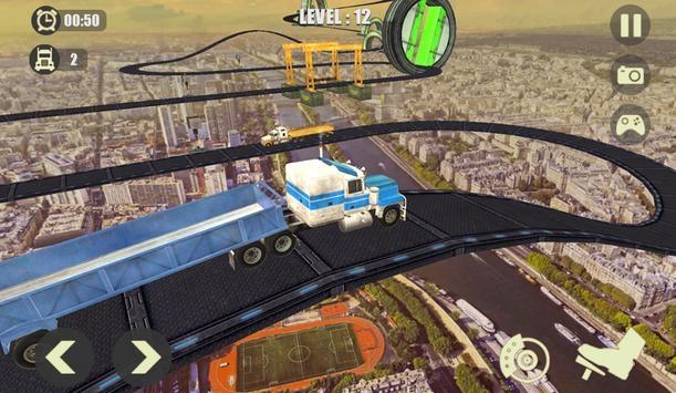 不可能的重型卡车轨道模拟器截图4