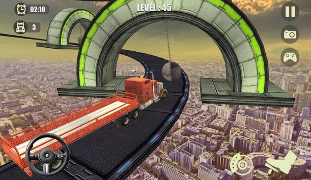 不可能的重型卡车轨道模拟器截图5