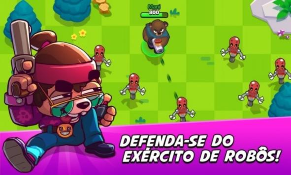 有力的防御截图5