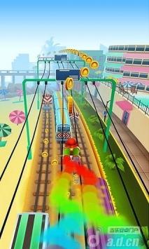 地铁跑酷安卓截图4