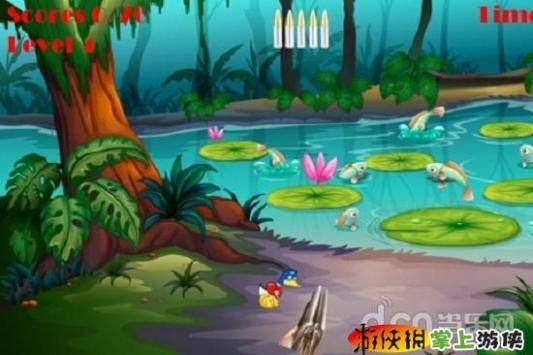 猎杀顽皮鸭 Duck Hunting v1.04