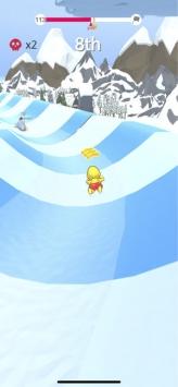 水上乐园滑梯竞速截图1