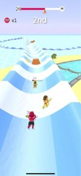 水上乐园滑梯竞速截图6