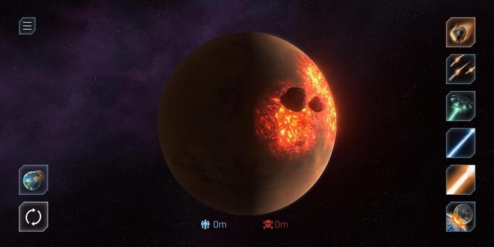 星球爆炸模拟器1