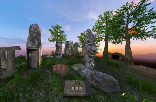 大纪念碑逃脱游戏截图4