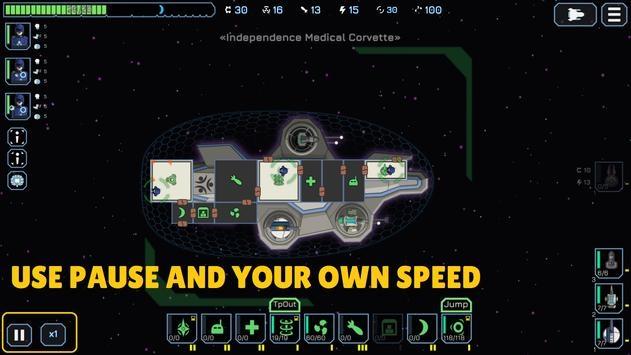星际飞船检查员截图3