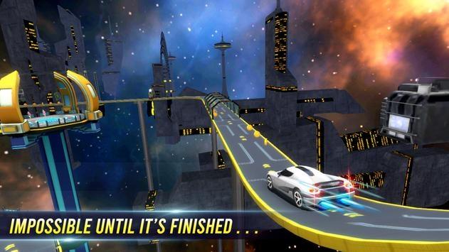 超级坡道银河赛车4