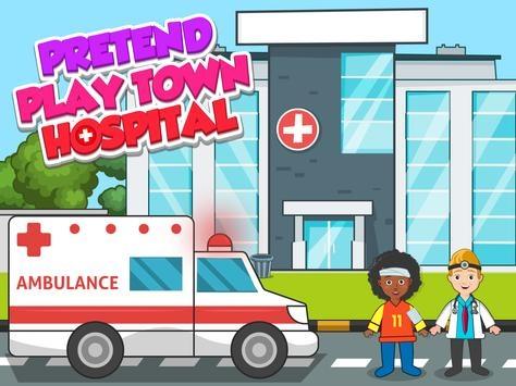 假装戏剧镇医院截图4