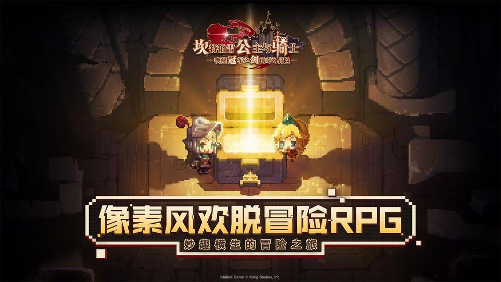 坎特伯雷公主与骑士唤醒冠军之剑的奇幻冒险游戏截图5