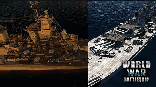 世界大战战舰破解版图0
