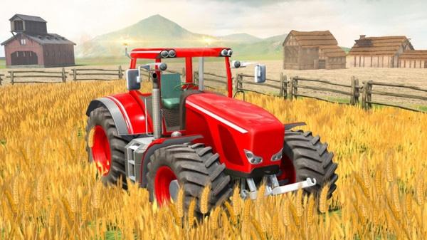 现代农场模拟器截图1