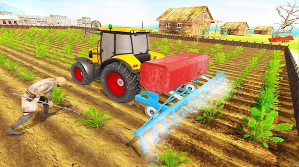 现代农场模拟器截图2