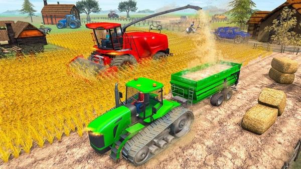 现代农场模拟器截图3