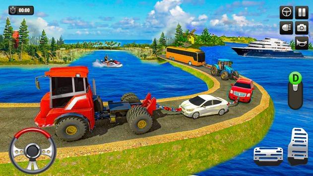 重型卡车越野牵引模拟器4