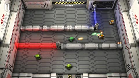 坦克英雄:激光大战游戏图片欣赏