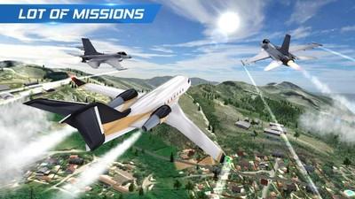 飞机飞行员模拟器截图2