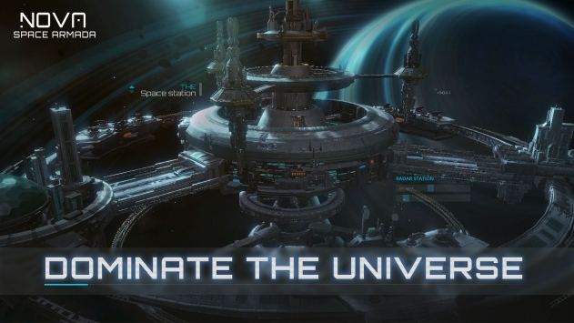 新星太空舰队截图1