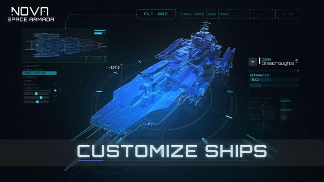 新星太空舰队截图3