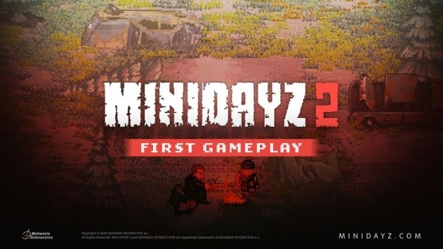 minidayz2中文绿色版截图6