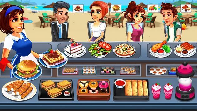 烹饪咖啡馆截图1