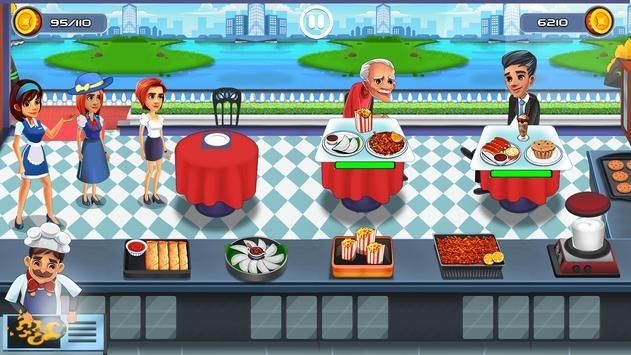 烹饪咖啡馆截图6