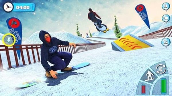 山坡滑雪截图3