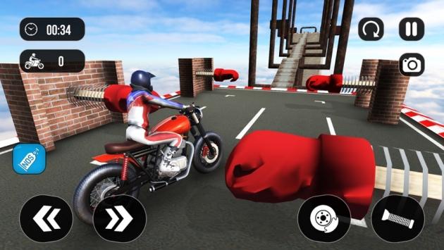 都市骑手越野摩托车截图1