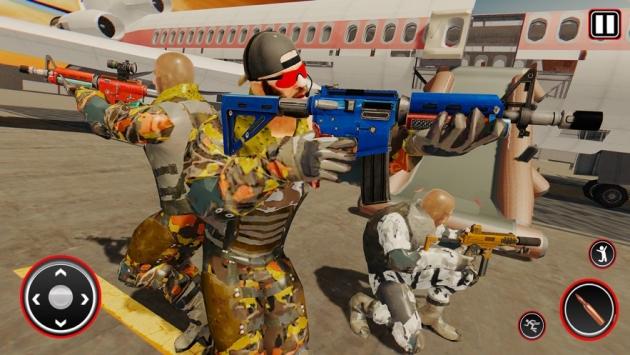 飞机劫持反击截图2