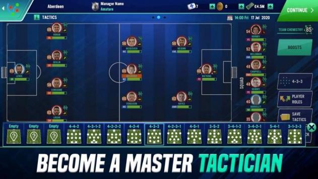足球经理2022手机版截图2
