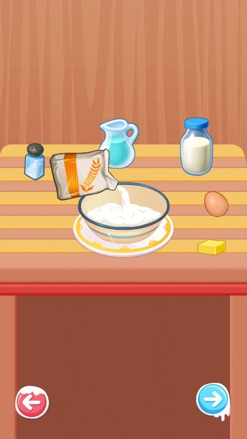 甜品制作达人游戏图1